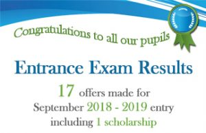 exam results 2018-19